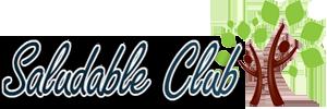 Saludable Club logo